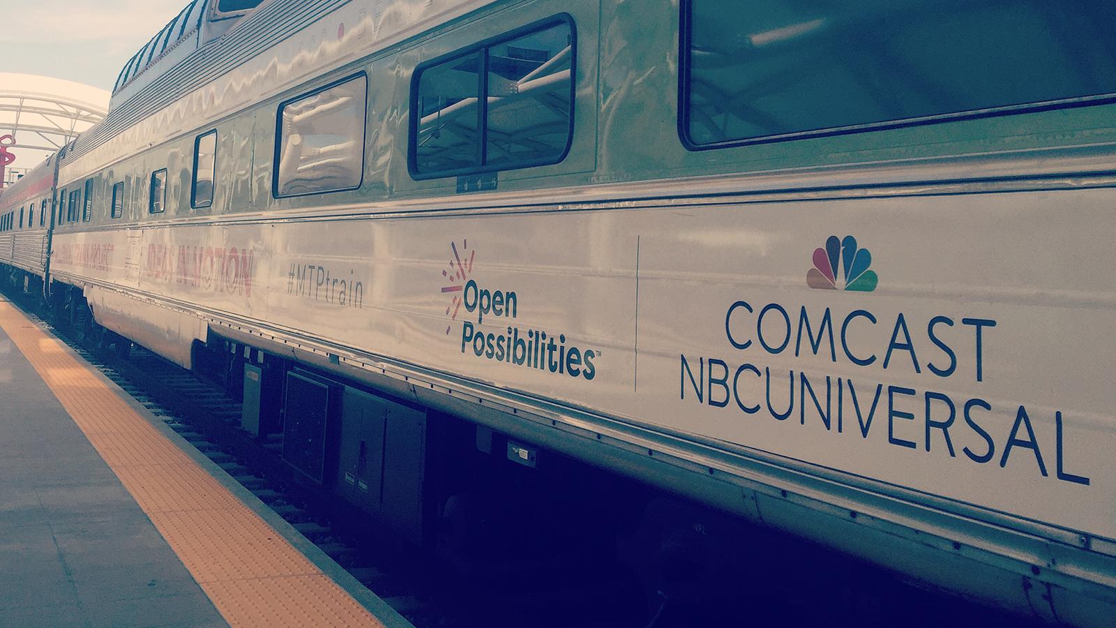 Millennial Trains Project hero