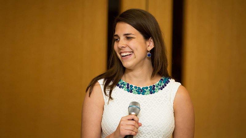 Katlyn Grasso, founder of GenHERation