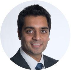 Pank Patel Headshot