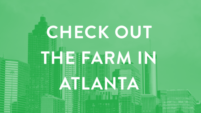 Check Out The Farm in Atlanta